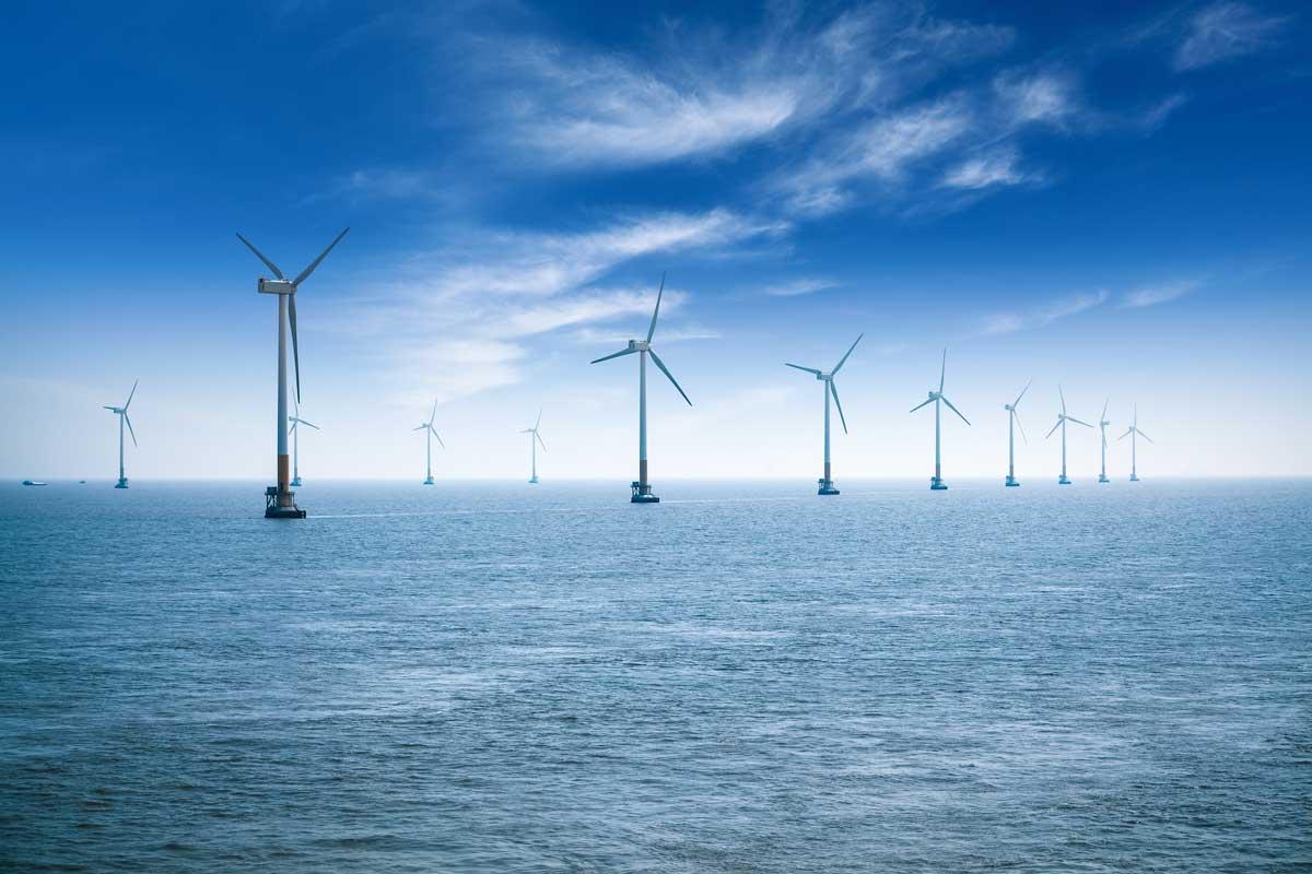 Triton Knoll offshore wind farm
